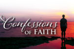Confessions of faith: Bush