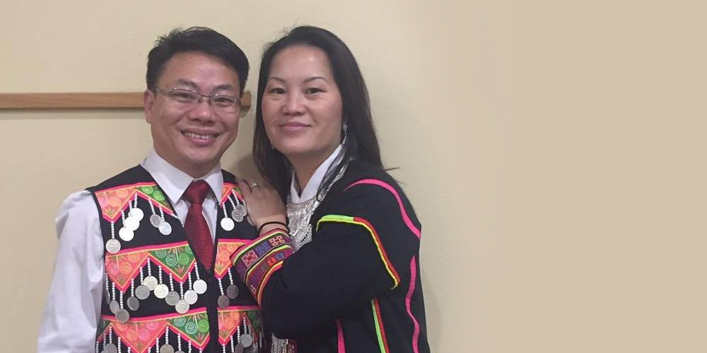 Pheng Moua: 20th anniversary in ministry