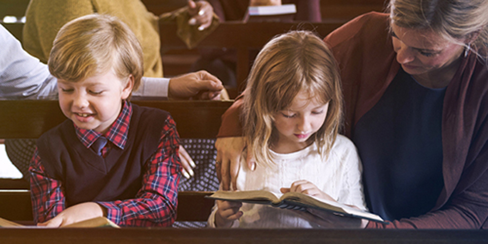 Parent conversations: How can I keep my child engaged in attending church?