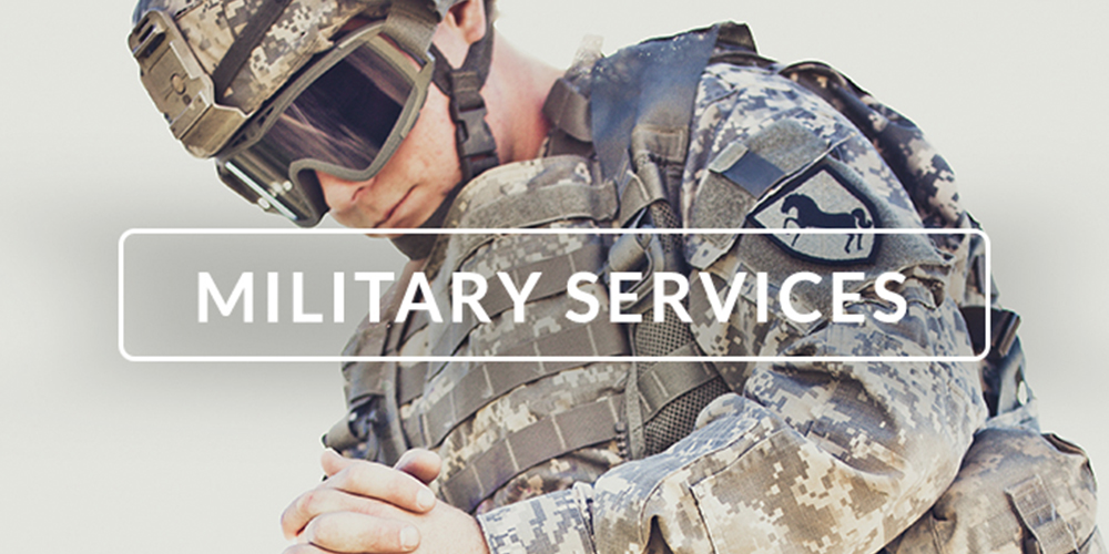 You are currently viewing Serving those who serve their country