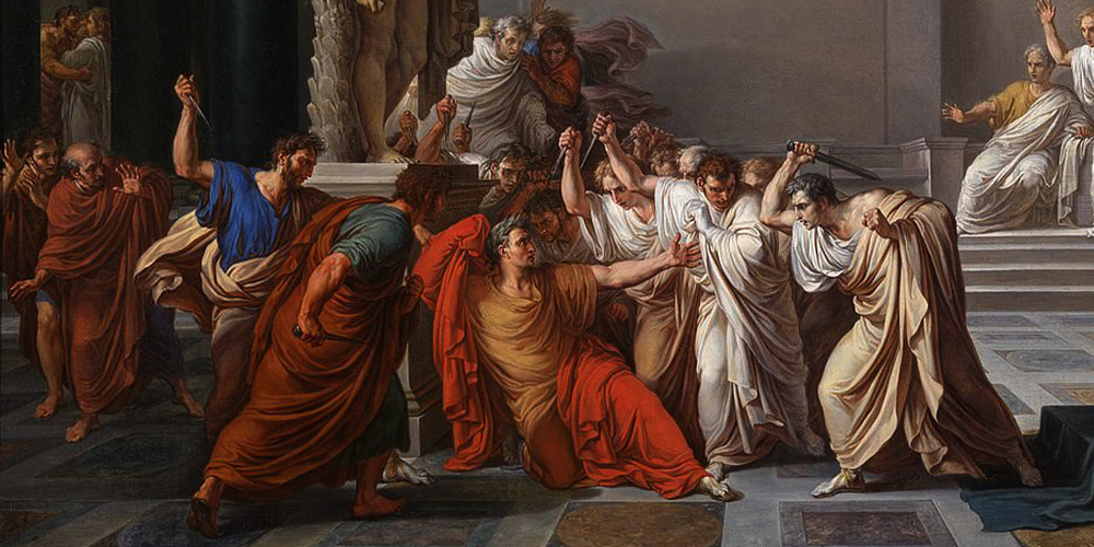 A thought: The Ides of March